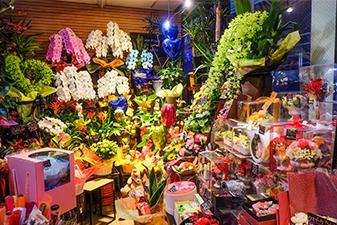 フラワーショップムーンプラザ店舗画像